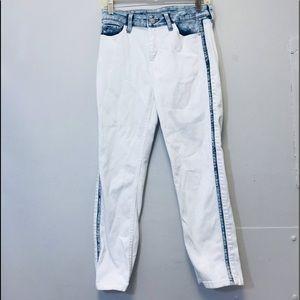 SOHO Newyoek & Co jeans high waist straigh…